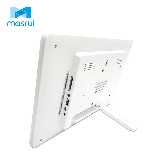 10 Inch HD indoor Android Wall Mounted LCD Advertising Media Player