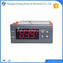 12V DC LED Digital Temperature Controller Centidegree Thermostat Control 2m Wire
