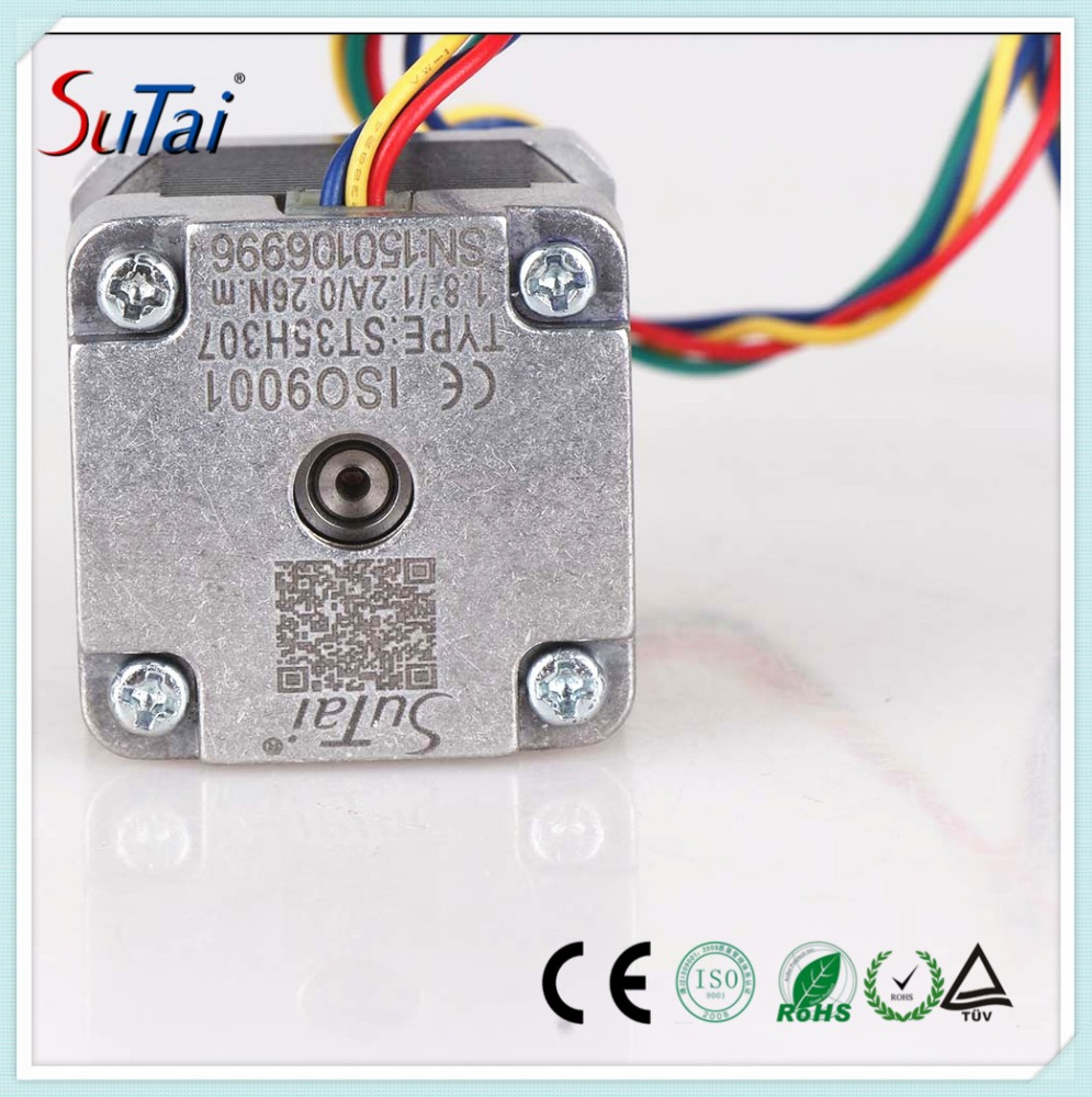 1.8 / 0.9 degree NEMA14 SIZE 35mm mini stepper motor