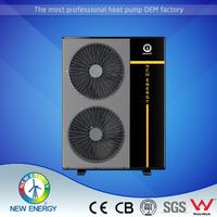 heat pump efficiency ratings air to water german quality wall mounted air source heat pump zero area Europe EVI Heat Pump
