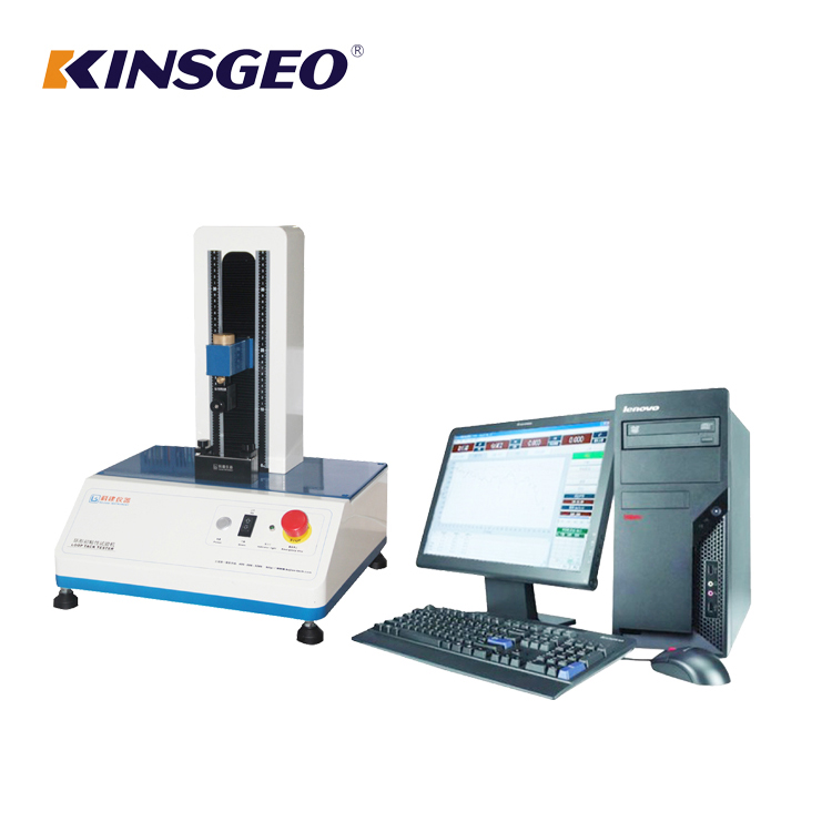 Adhesive Loop Tack Testing Equipment