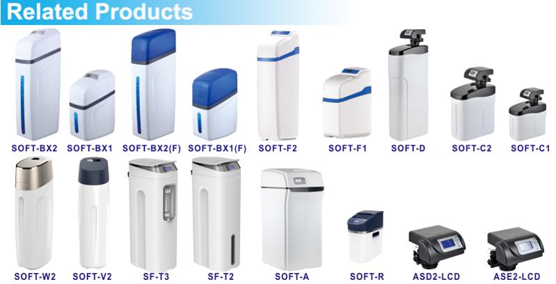 [SOFT-W2 2018 nuevo Almorcé electrónica hogar suavizador de agua