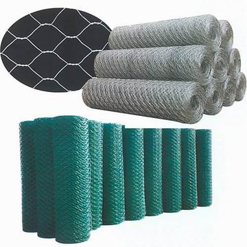 High strength hot dip galvanized hexagonal wire netting
