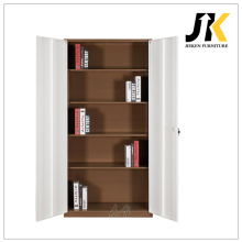 New style Metal 2 door upright locking storage cabinet design for sale