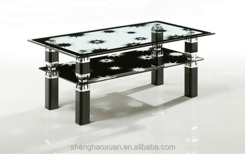 Glass Centre Tables, Glass Centre Tables Suppliers And Manufacturers At  Alibaba.com