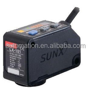 SUNX LX-101 digital colour mark sensor RGB color sensor