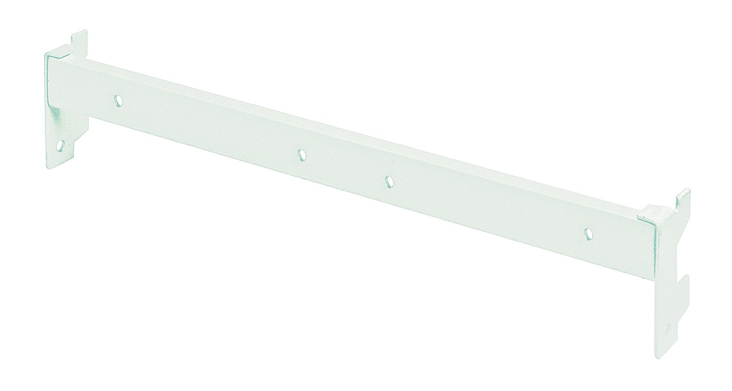 """Quantum Storage Systems WS-HB18HC 18"""" Hang Bar for Wire Partition Wall System Units"""