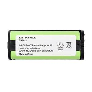 Fenzer Rechargeable Cordless Phone Battery for Panasonic KXTG5771 KX-TG5771 Cordless Telephone Battery Replacement Pack
