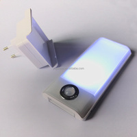 Motion Sensor Light , Battery-Powered LED Night light ,plug-in Nightlight for Hallway,Bathroom, Bedroom,