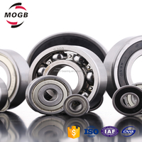 Low carbon steel 6203 bearing autozone deep groove ball bearing