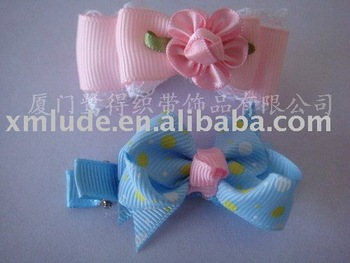 Silk flower hair clips buy barrettes for kidsribbon flower silk flower hair clips mightylinksfo