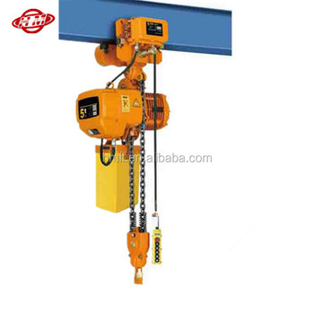 Hsy 5 Ton Yale Electric Chain Hoist With Trolley - Buy Yale Electric ...