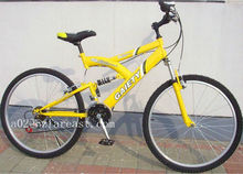 "26"" full suspension steel mountain bicycle mtb bike specialized sale OEM Manufacturer"