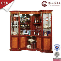 Wine Cabinet Storage Glass Holder Furniture 826#