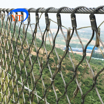 Cheap And Fine Pliable Stainless Steel X-tend Cable Mesh - Buy ...
