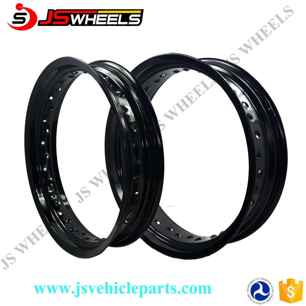 Motorcycle Colored Aluminum Alloy Rim 14'',16'',17'',18'',19'',21''