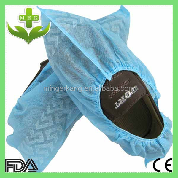 Surgeon pp nonwoven disposable shoe cover