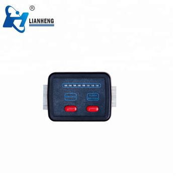 Switch Box Of Warning Light Bar Controller For Led Lights