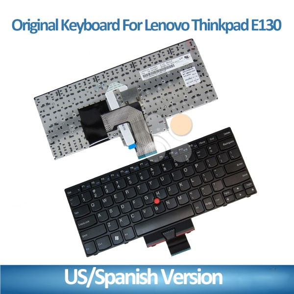Laptop Part For Lenovo E120 E125 E130 E135 E145 Keyboard Belgian Clavier AZERTY