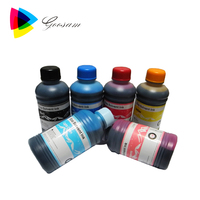 Water proof Oil based Eco-solvent ink for Locor Deluxejet32 Eco solvent printer with DX5 print head for car graphics printing