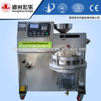 High quality machine grade peanut oil refinery for sale
