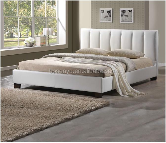De nieuwste dubbel bed ontwerpen houten tweepersoonsbed for Latest double cot designs