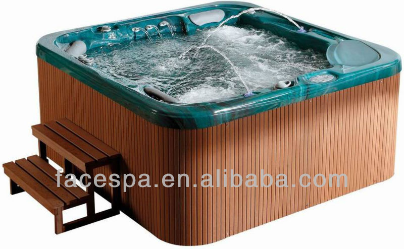 outdoor acryl spa fs-594