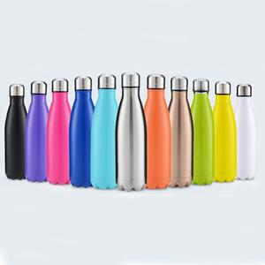 Hot Selling Amazon Sport Double Wall Stainless Steel Thermos Vacuum Water Bottle