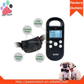 Haustier Tech P 032 Ebay Wiederaufladbare Hund Stromschlag Kragen