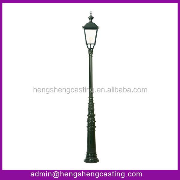 Decorative Light Poles hot sales led used lamp post,used street light poles,decorative