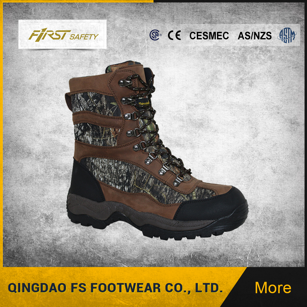 up men FS7014 for lace Boots Waterproof Hunting 1BH8q