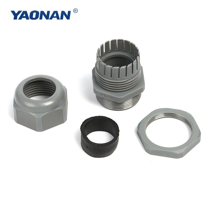 Electric Cable Gland Rubber Seal/ M8 M20 M30 M63 Cable Gland