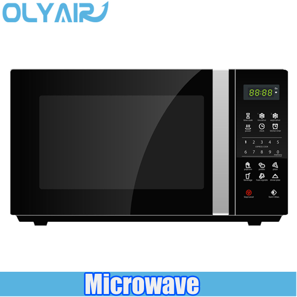 AC941 automatic door opening counter top Microwave oven