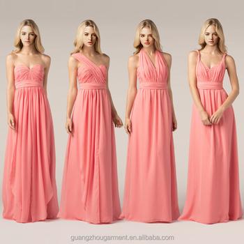 Vestidos para damas de honor de noche