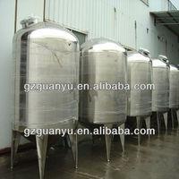 fuel oil tank /stainless steel storage tank