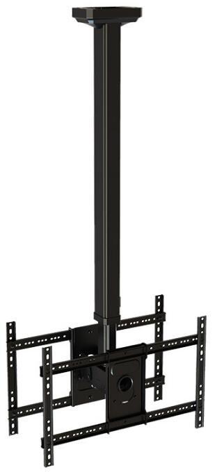 ceiling tv mount walmart swivel flip down degrees wall 50 inch