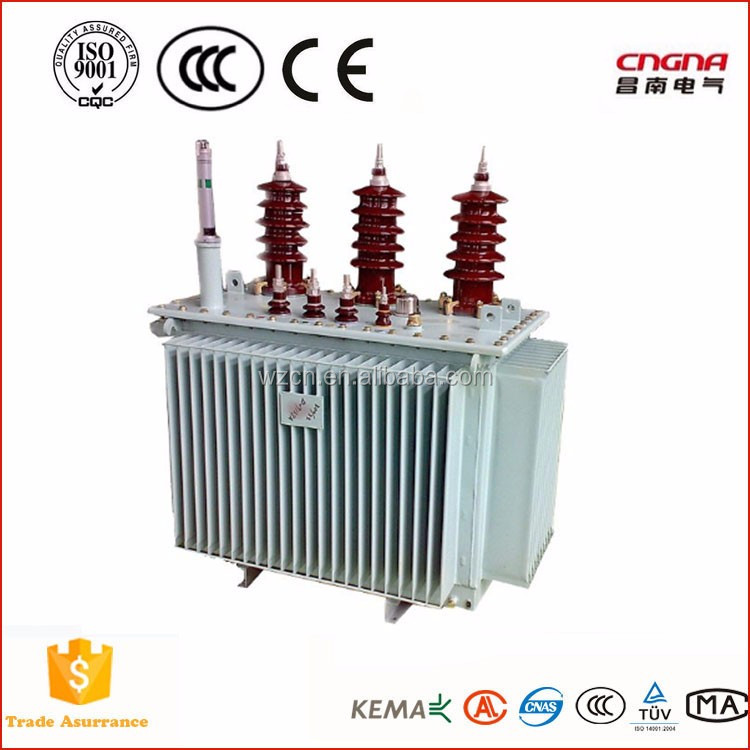 Outdoor Install and High Quality 33/0.4KV 400KVA 3 Phase Distribution Power Transformer