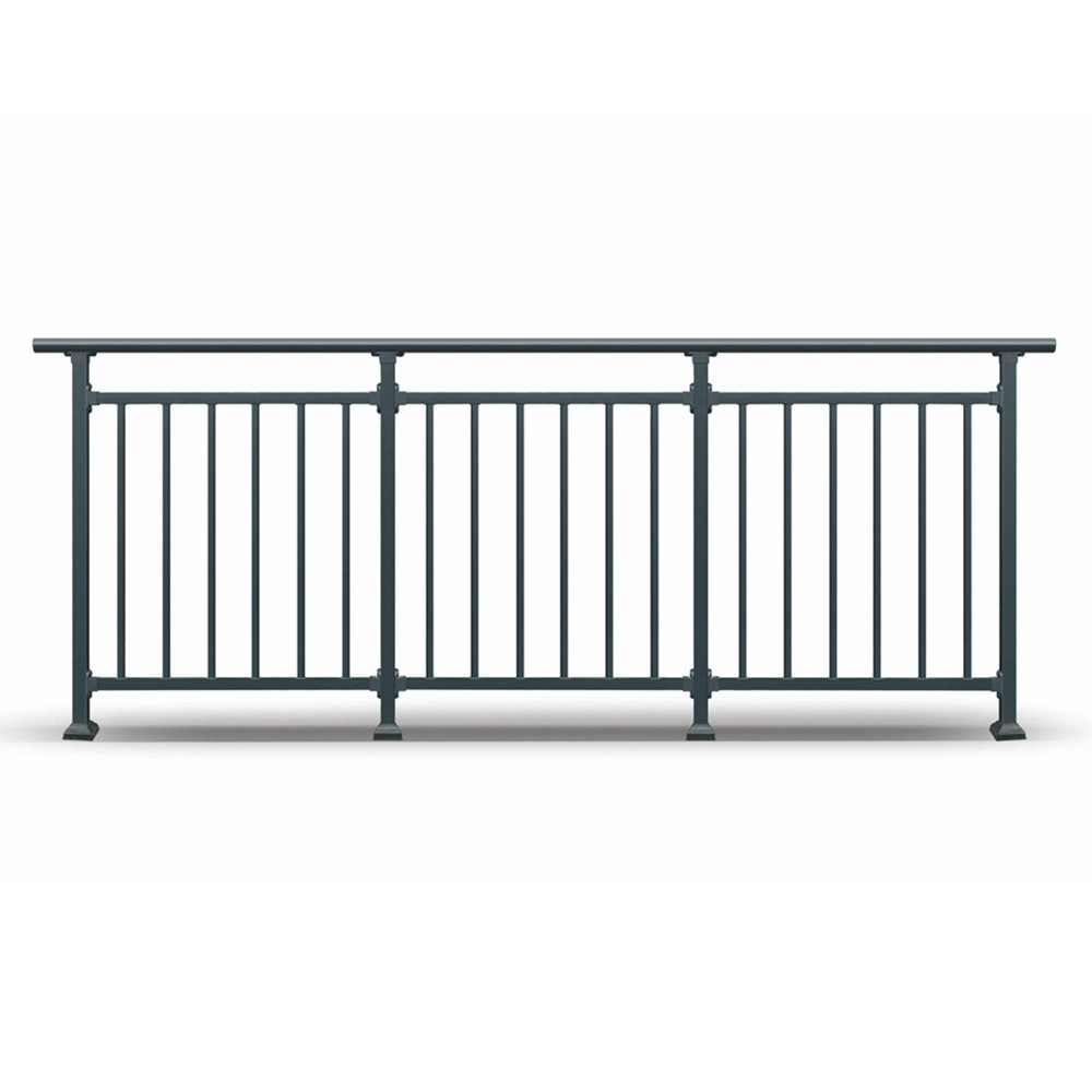 Factory price China Lowes metal outdoor pipe railings