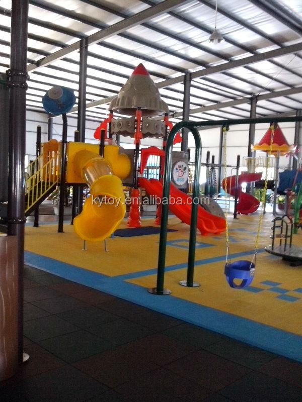 Preschool indoor play gym equipment soft play equipment for Indoor gym equipment for preschool