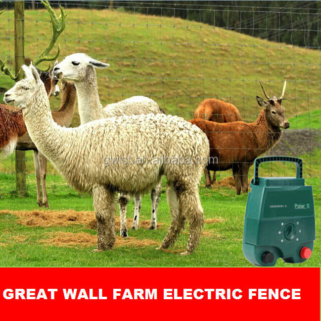 2014 Goat/sheep control farm electric fence energizer/charger/ energiser /unit