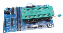small system PIC universal download board PIC programming seat PIC microcontroller board