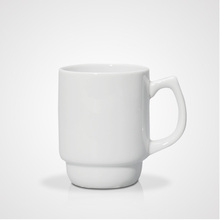 New Arrival Ceramic Coffee Dinner Stackable Mug