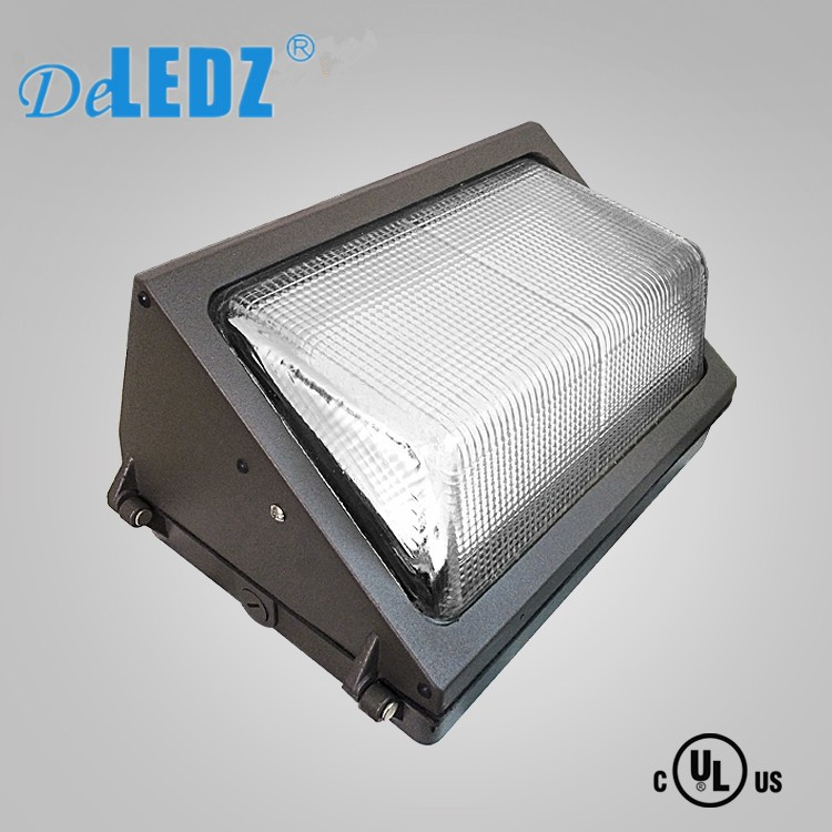 Outdoor Wall Light Dlc/ul Listed Ul Driver 40 Watt Led Wall Pack ...