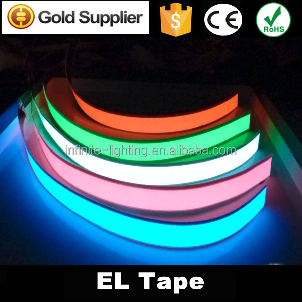 Best quality waterproof el light tapegreen el tapeel tape kit best quality waterproof el light tapegreen el tapeel tape kit green aloadofball Image collections