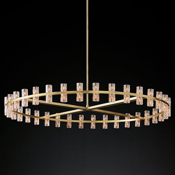 Morden Dining room crystal led chandelier & pendant light