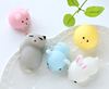 Cute Squishy Animal Silicone Toys for kids squishy toys fidget Stress Reliever