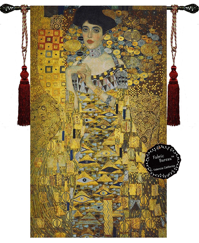 Buy Beautiful Gustav Klimt Portrait Adele Bloch-bauer I 35.5\