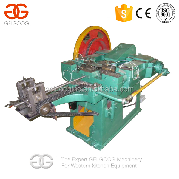 Automatic Nail Production Line Price/Machine for Making Nail and Screw