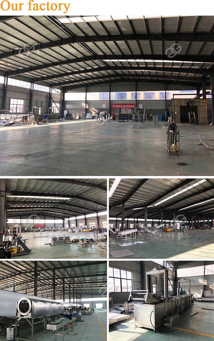 GELGOOG Machinery Co.,Ltd Factory Pictures