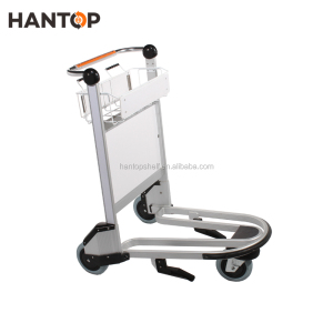 Aluminum alloy airport hand luggage carts trolley HAN-AT09 820